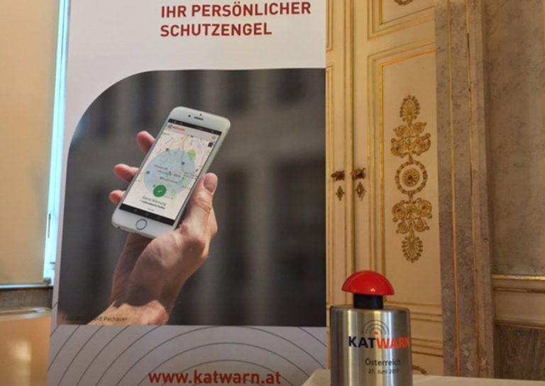 KATWARN Austria